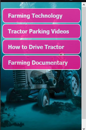 Farming Tractor Parking Photo
