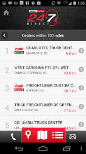 Freightliner 24/7 Direct- screenshot thumbnail