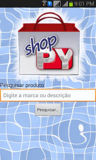 shopPY - Shopping Paraguai