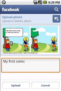 Comic & Meme Creator - screenshot thumbnail