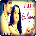 Galliyan....Ek Villain icon