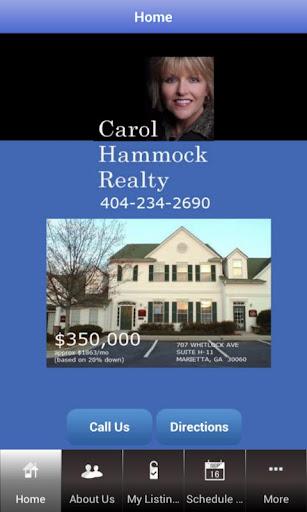 Carol Hammock Realty