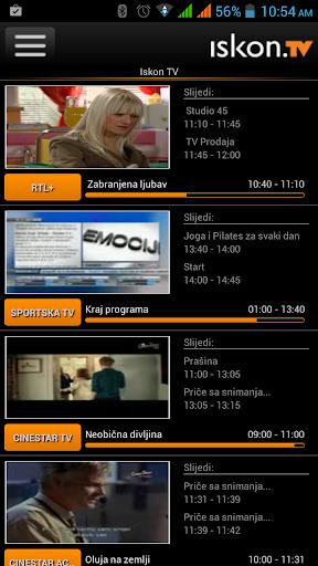 Iskon TV Player