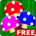 Mushroom Tic Tac Toe icon