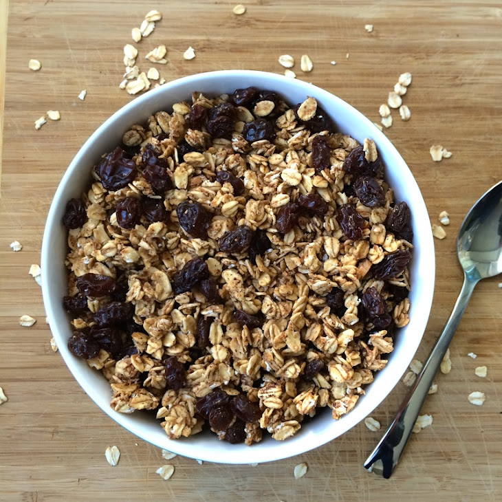 Low-Fat Granola Recipe