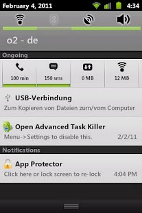 DroidStats Premium (Key)- screenshot thumbnail