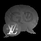 Go sms Louis V icon