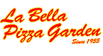 Logo for La Bella Pizza