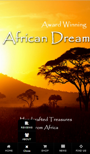 【免費購物App】African Dream-APP點子