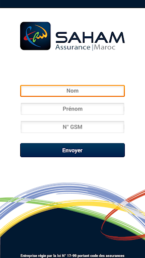 SAHAM Assurance Mobile