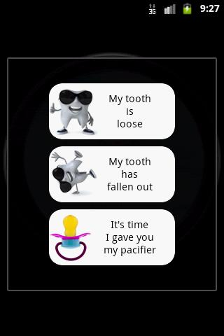 Call the Tooth Fairy- screenshot
