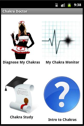 Chakra Doctor - screenshot