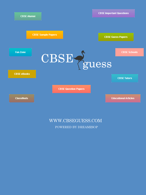 CBSE Guess- screenshot