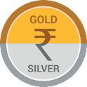 India Gold and Silver Rates icon