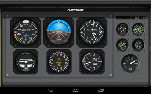 FlightGauge Trial