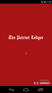 Patriot Ledger, Quincy, MA - screenshot thumbnail