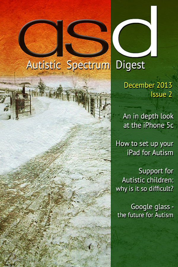 Autistic Spectrum Digest- screenshot