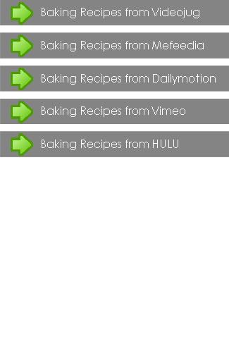 10 Baking Recipes