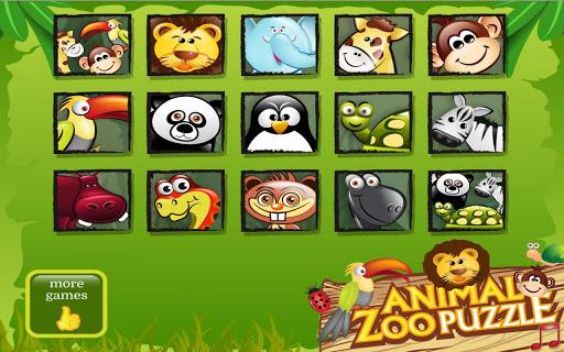Animal Zoo - Free Toddler Apps
