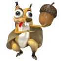 Crazy Flying Squirrel Free icon