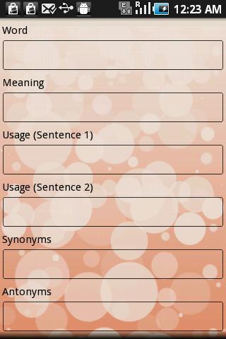 Wordlist Builder - screenshot