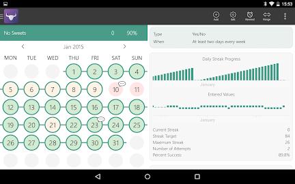 HabitBull - Habit Tracker Screenshot 17