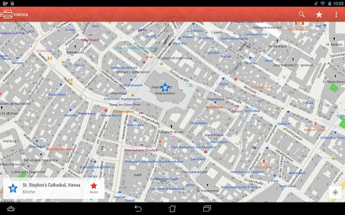 City Maps 2Go Pro Offline Maps Screenshot