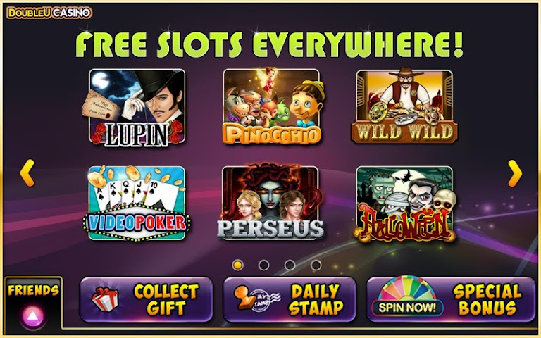 android DoubleU Casino - FREE Slots Screenshot 0