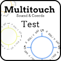 Multitouch Sound & Coords Test icon