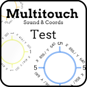 Multitouch Sound & Coords Test