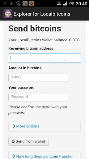 【免費財經App】Explorer for Localbitcoins-APP點子