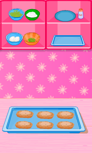Mini Fish Cakes Cooking Game 8.0.1 screenshots 2