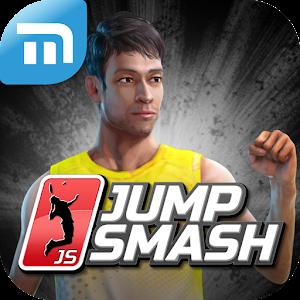 バドミントン:ジャンプ スマッシュ