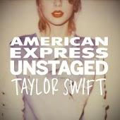 Amex UNSTAGED: Taylor Swift