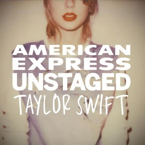 Amex UNSTAGED: Taylor Swift Icon