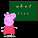 Aprende con Peppa pig icon