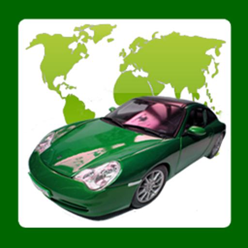 세계의 자동차 Icon