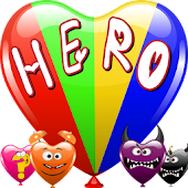 Balloon Hero - Valentine