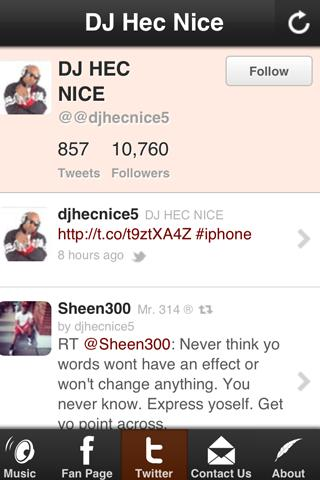 DJ Hec Nice - screenshot