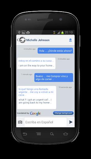 Lringo+ Messenger Translator 3.0.1 screenshots 1