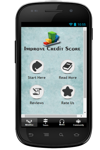 Improve Your Credit Score Tip
