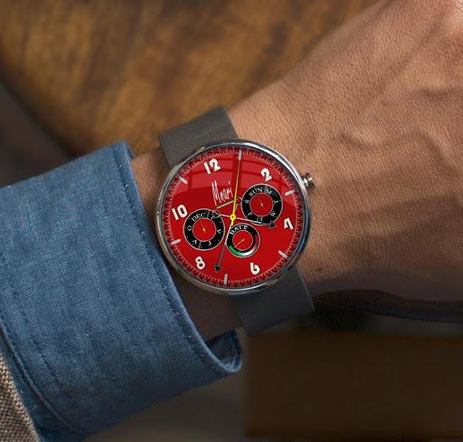 Mnari-R - Wear Watch Face