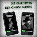 Die Emotionen des Chuck Norris logo