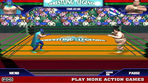Wrestling Legends 3D