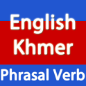 English-Khmer Phrasal Verb icon