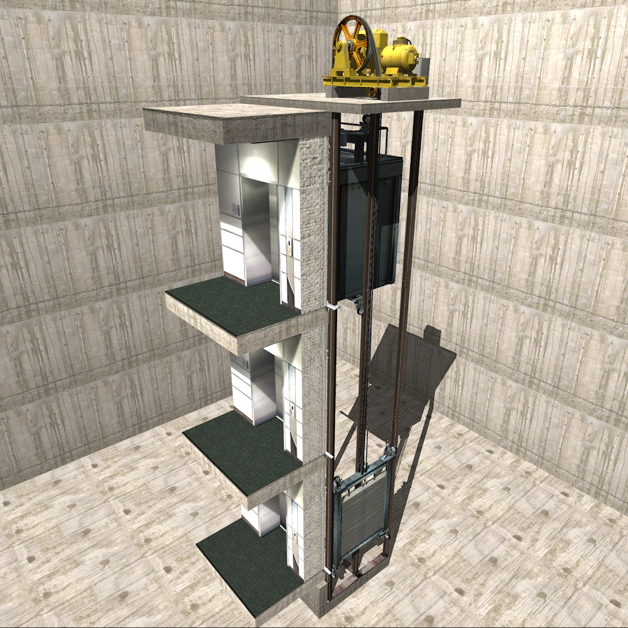 Elevator simulator 3d aplicaciones de android en google play for Simulatore 3d