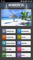 Screenshot of Boracay Offline Travel Guide