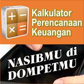Kalkulator Perencana Keuangan