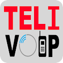 TeliVoip icon