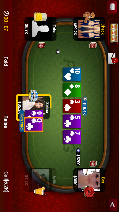 Poker KinG VIP-Texas Holdem - screenshot